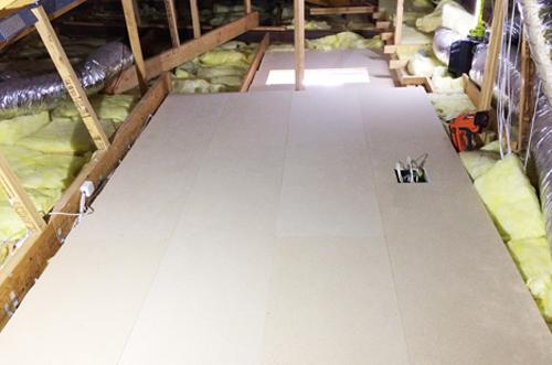 attics storage